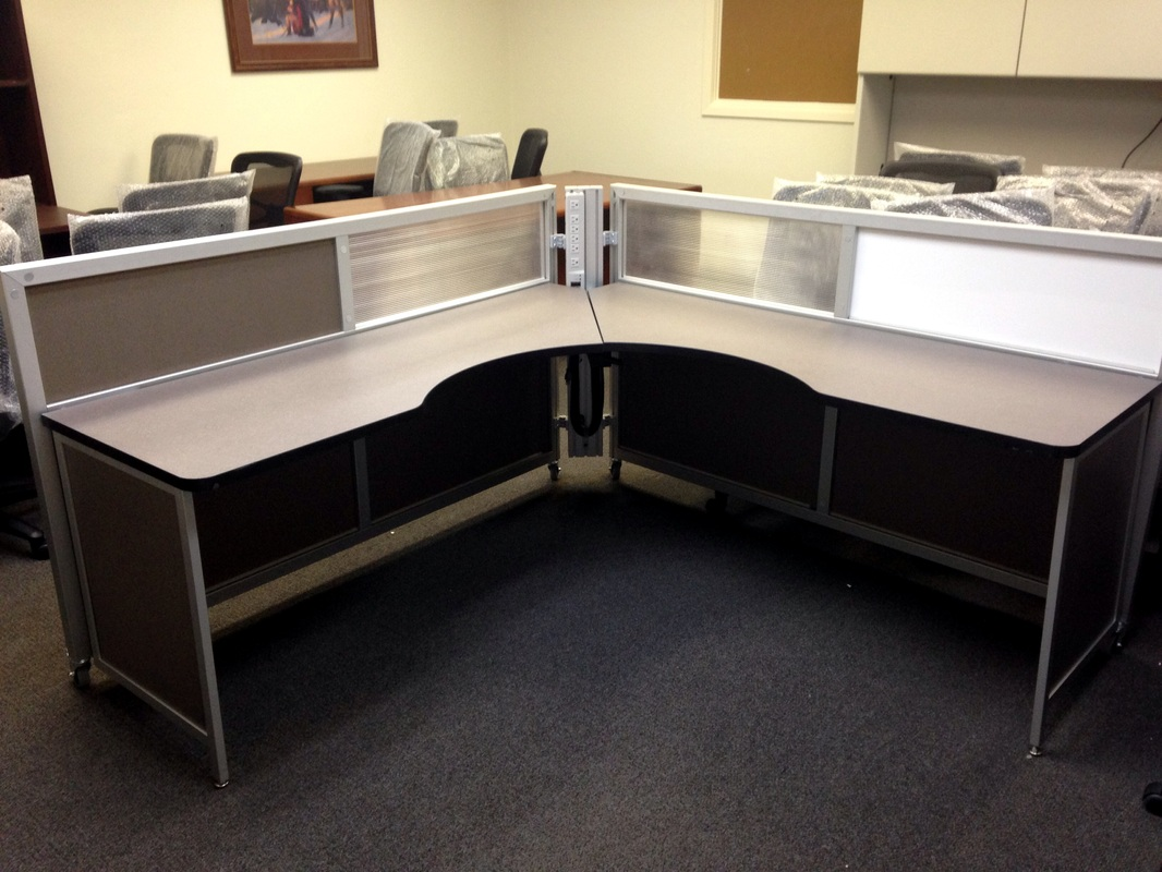 Used Cubicles & Workstations – Tascosa Office Machines